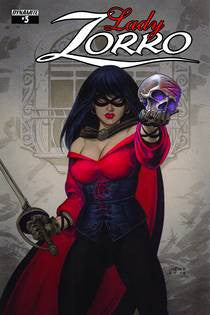 LADY ZORRO #3 (OF 4)
