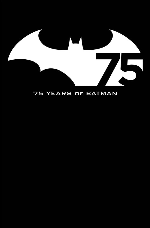 BATMAN 75TH ANNIVERSARY COMMEMORATIVE COLLECTION