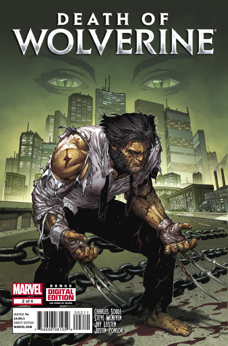 DEATH OF WOLVERINE: THE LOGAN LEGACY #2 (OF 7)