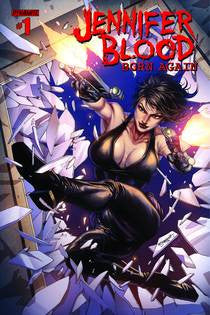 JENNIFER BLOOD: BORN AGAIN #1(OF 5)