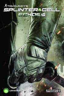 TOM CLANCY'S SPLINTER CELL #2 (OF 4)