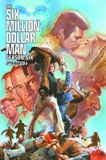 THE SIX MILLION DOLLAR MAN: SEASON SIX #6