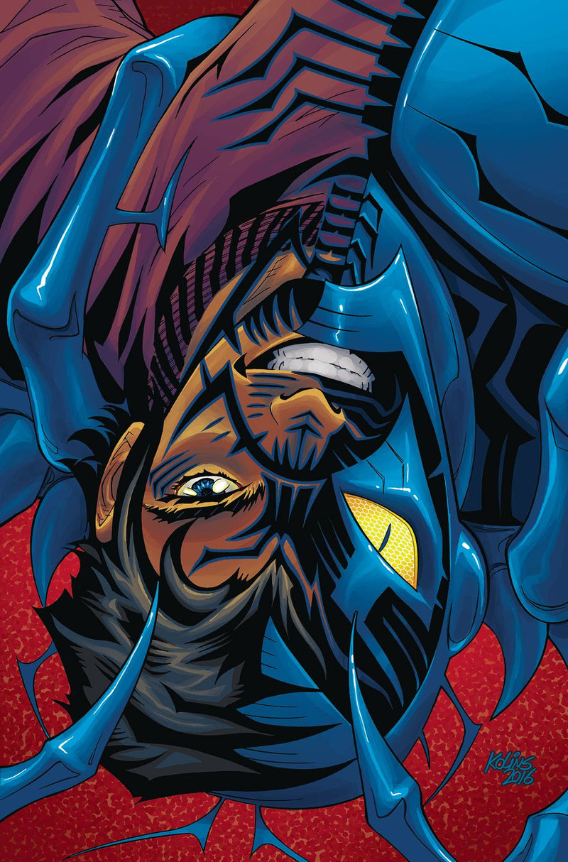 BLUE BEETLE: REBIRTH #1