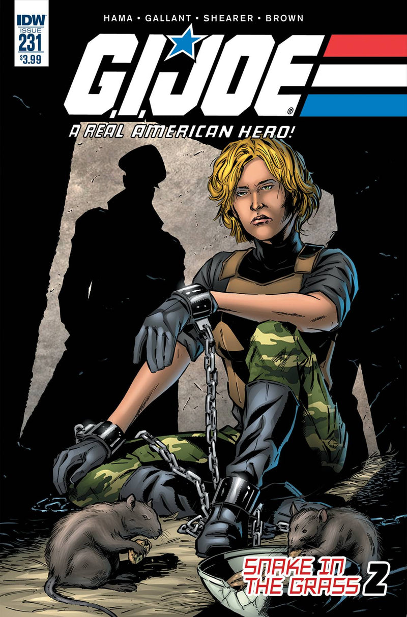 G.I. JOE: A Real American Hero #231: Snake In The Grass, Part 2