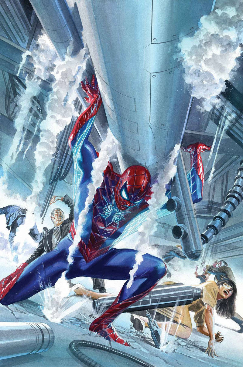 AMAZING SPIDER-MAN #16  BDNM