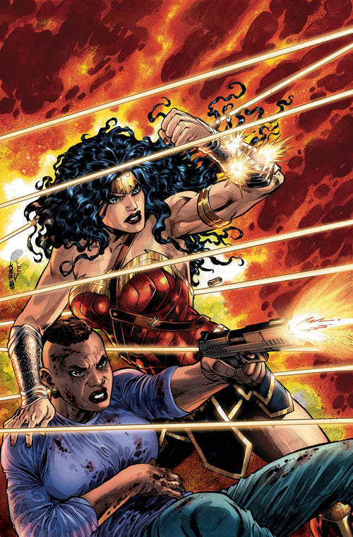 WONDER WOMAN #28  REBIRTH
