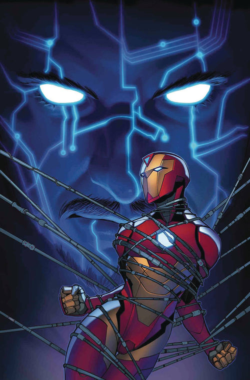 INVINCIBLE IRON MAN #10  (2017)