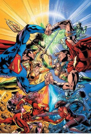 JUSTICE LEAGUE #27 REBIRTH