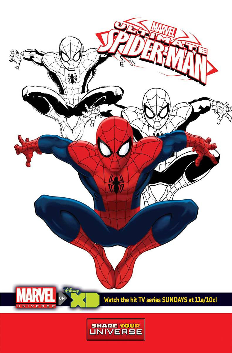 MARVEL UNIVERSE ULTIMATE SPIDER-MAN #26