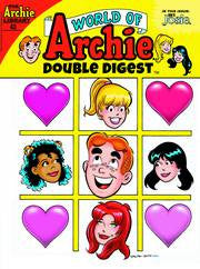 WORLD OF ARCHIE DOUBLE DIGEST #40