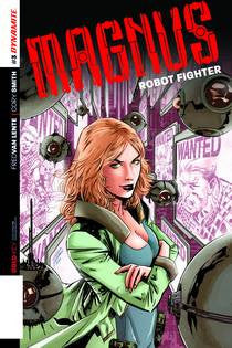 MAGNUS: ROBOT FIGHTER #3