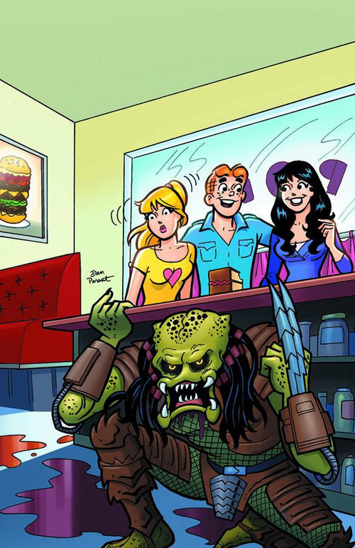 ARCHIE VS. PREDATOR #2 (OF 4)