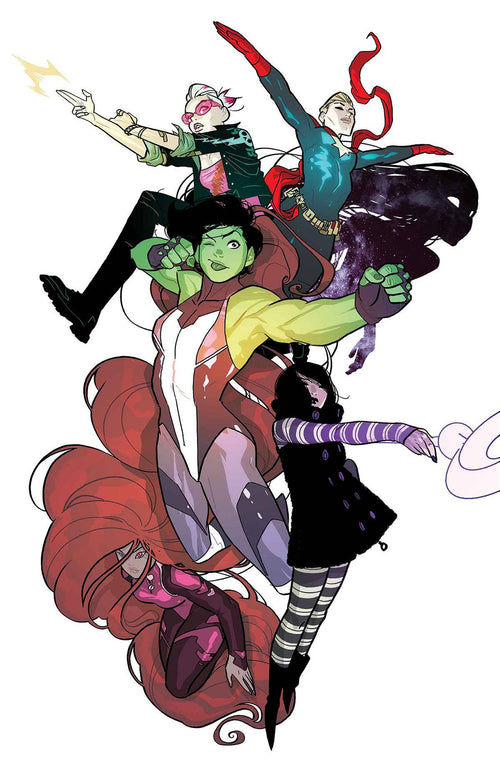 A-FORCE #5  (2016)