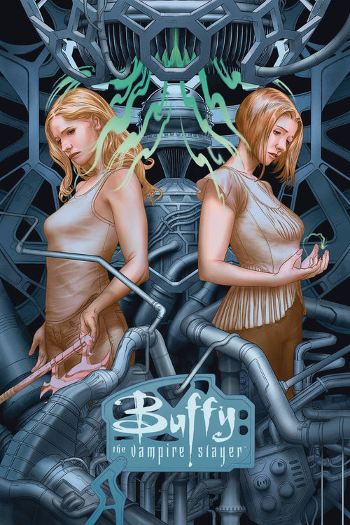 BUFFY THE VAMPIRE SLAYER  SEASON 11 #7