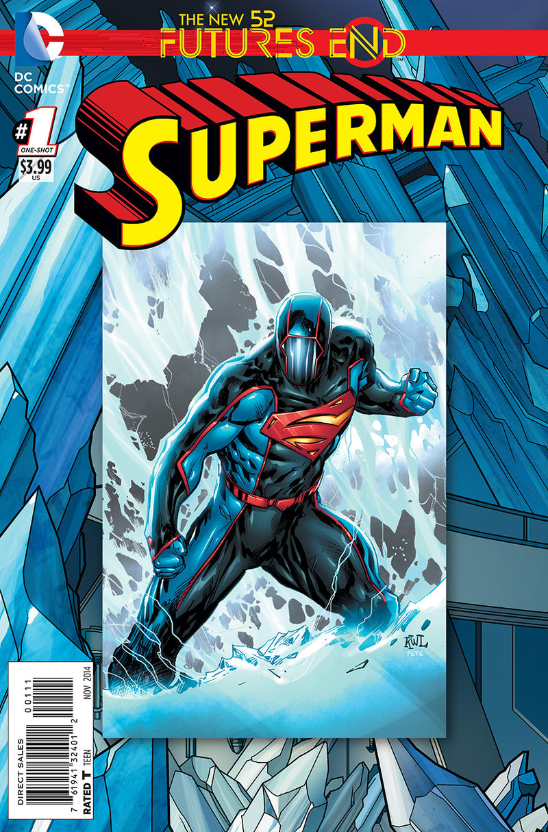 SUPERMAN: FUTURES END #1