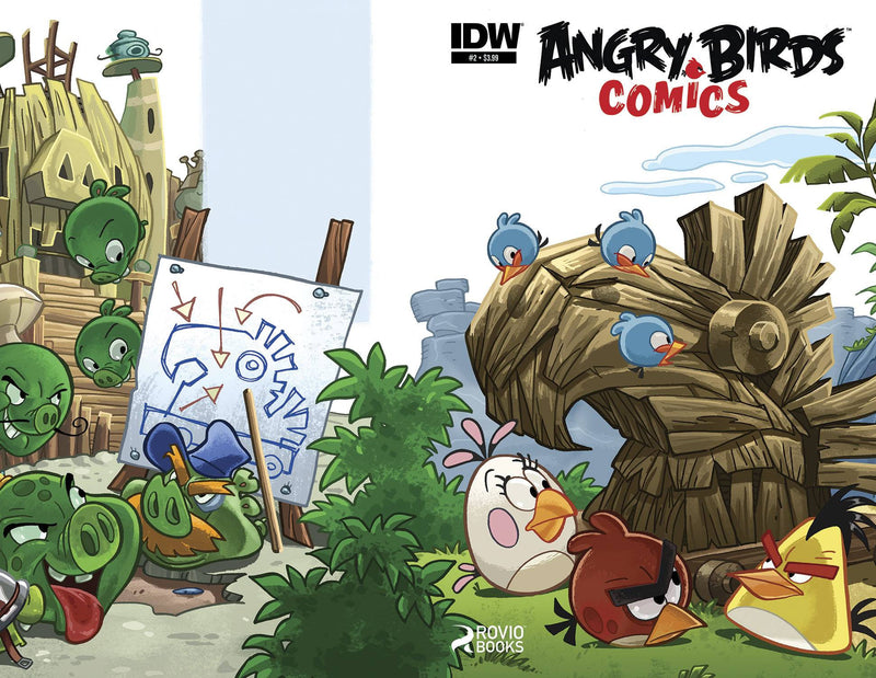 ANGRY BIRDS #2