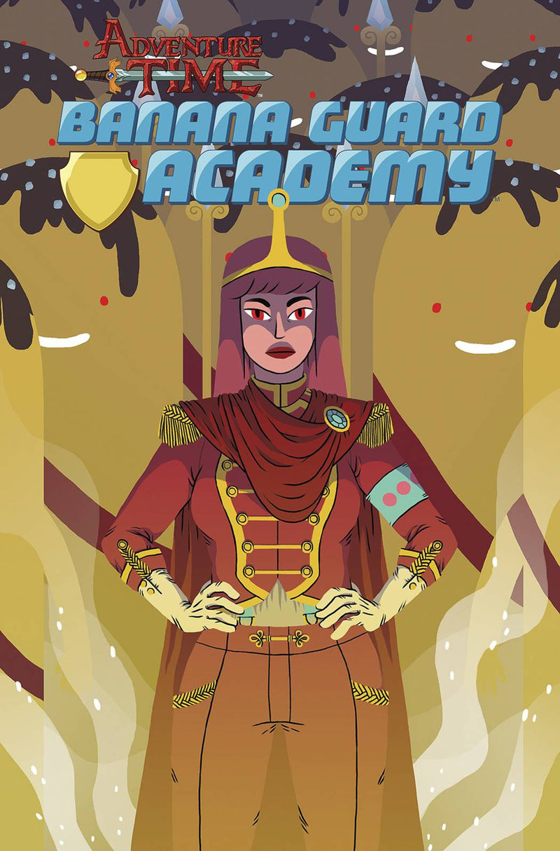 ADVENTURE TIME: BANANA GUARD ACADEMY #1 (OF 6)