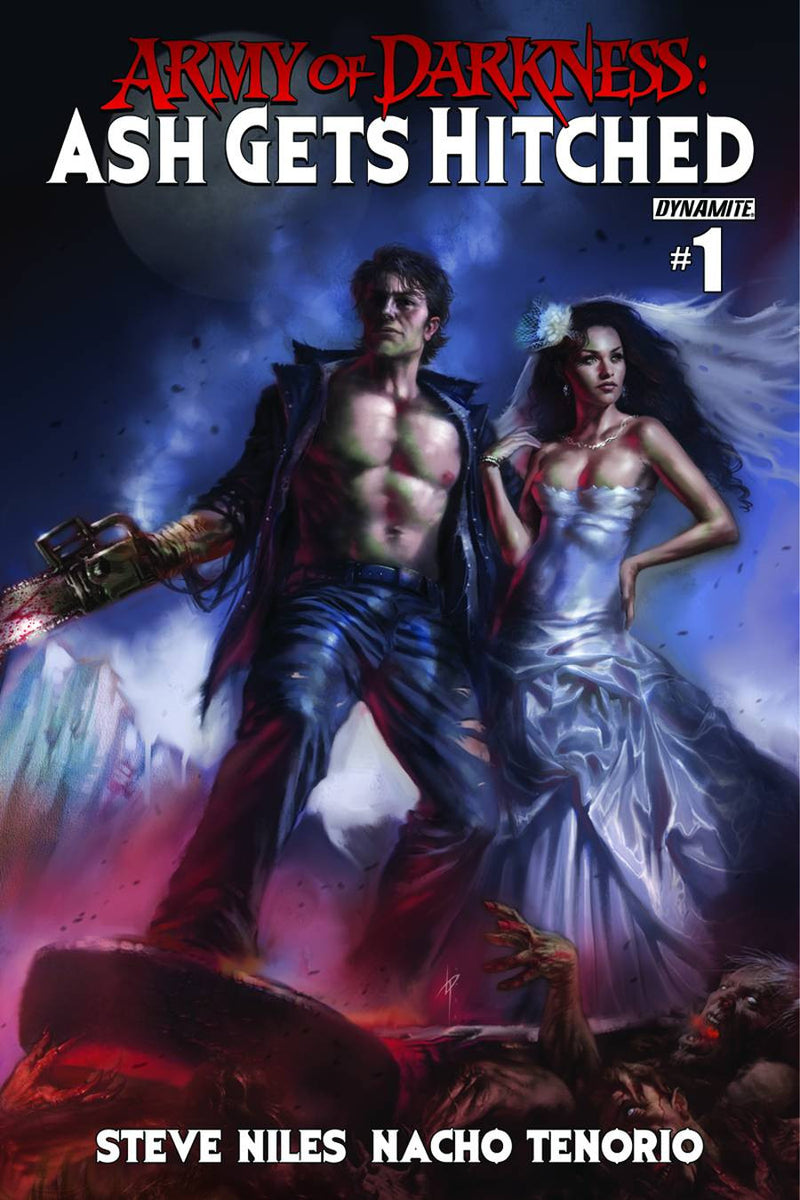 ARMY OF DARKNESS: ASH GETS HITCHED #1 (OF 4)