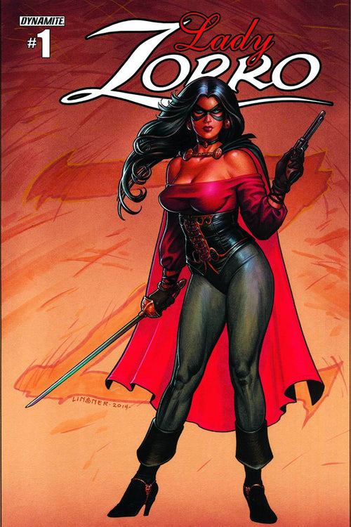 LADY ZORRO #1 (OF 4)