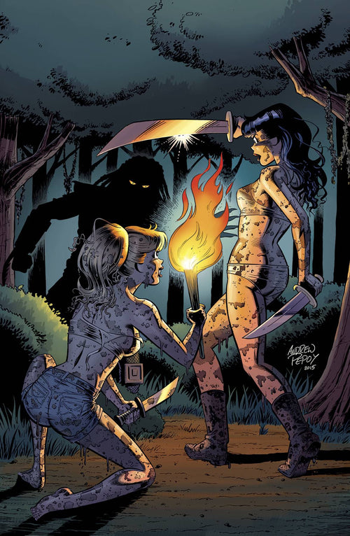 ARCHIE VS. PREDATOR #4 (OF 4)