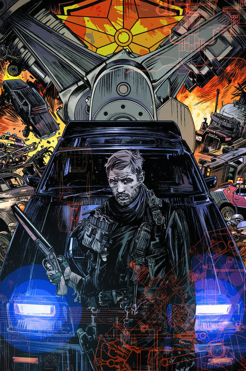 MAD MAX: FURY ROAD—MAD MAX #1