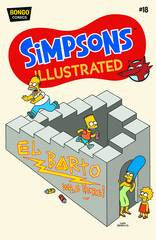 SIMPSONS ILLUSTRATED #18