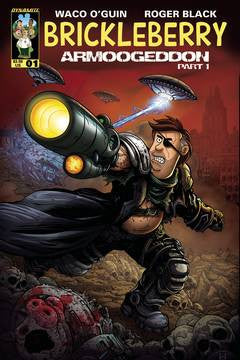 BRICKLEBERRY #1 (OF 4)