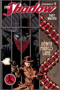 THE SHADOW: THE DEATH OF MARGO LANE #2 (OF 5)