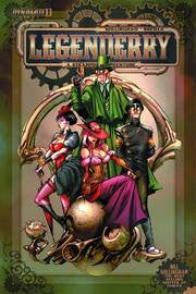LEGENDERRY: A STEAMPUNK ADVENTURE #1 (OF 7)