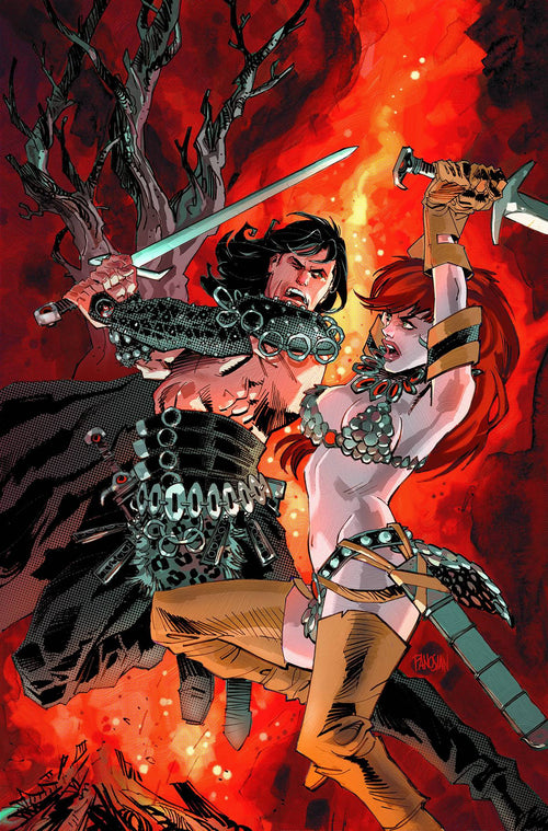 CONAN RED SONJA #1 (OF 4)