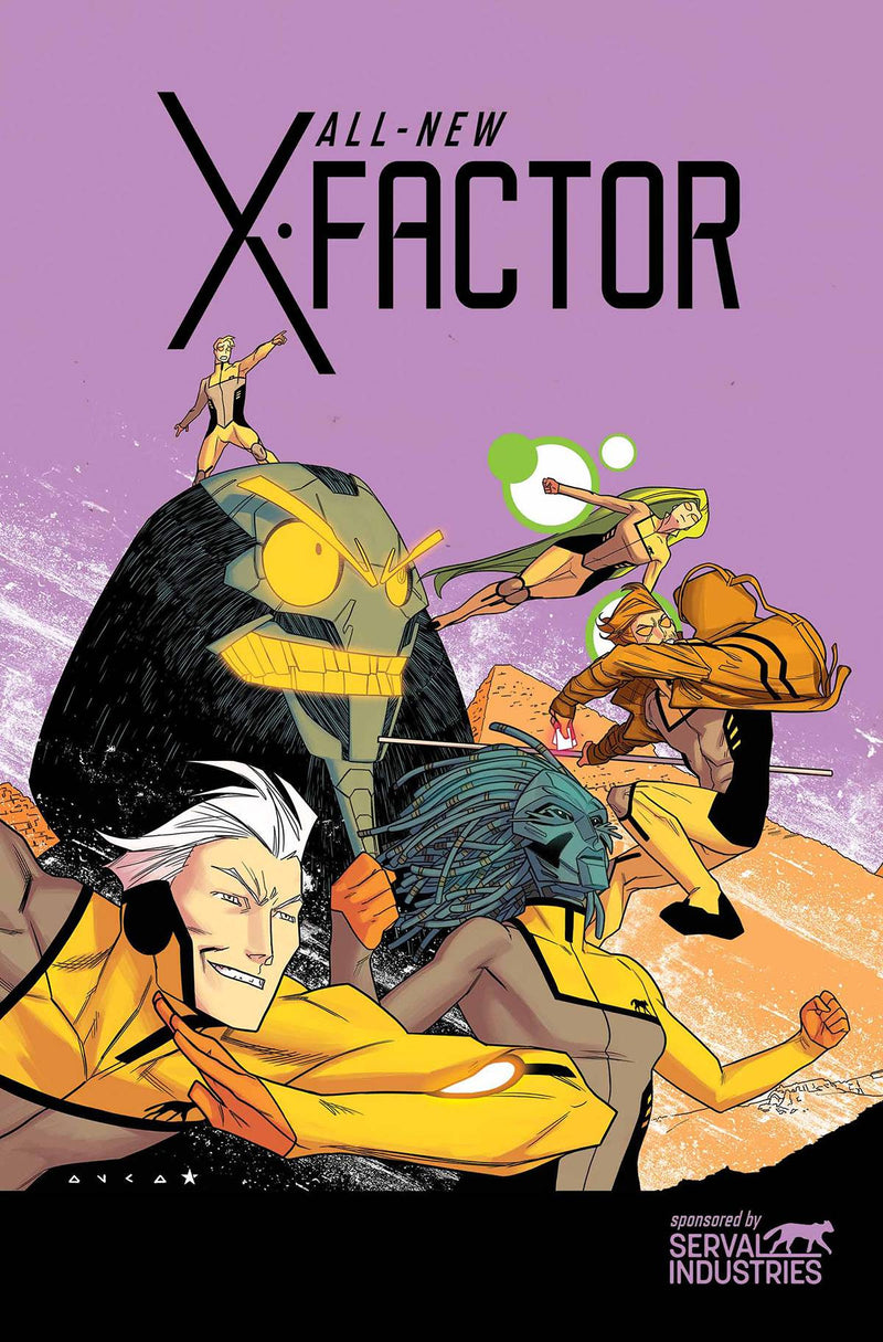ALL-NEW X-FACTOR # 20