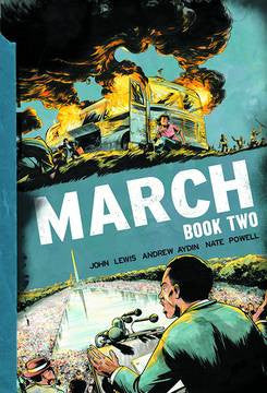 MARCH BOOK TWO GN
