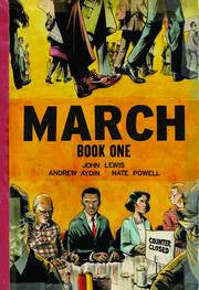 MARCH BOOK ONE GN