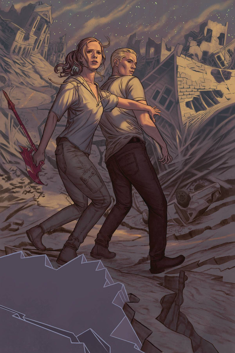 BUFFY THE VAMPIRE SLAYER SEASON 11 #3