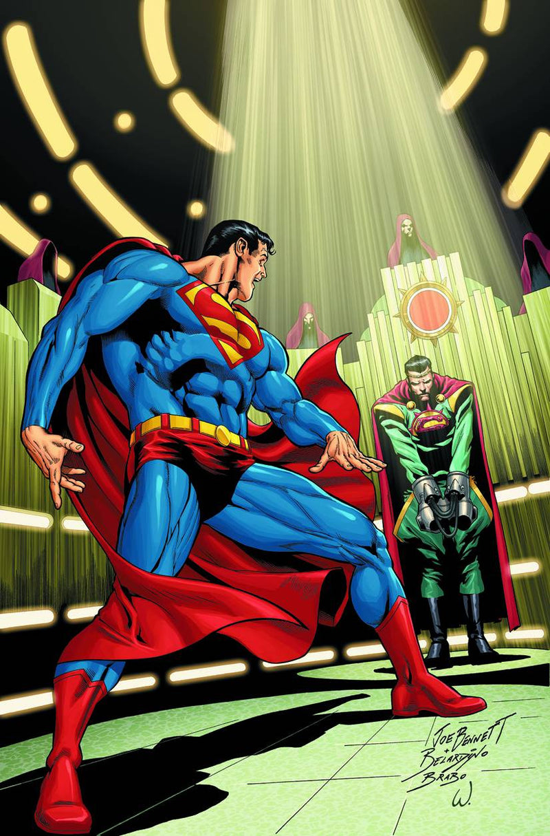 ADVENTURES OF SUPERMAN #8