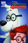 MR. PEABODY & SHERMAN #2 (OF 4)