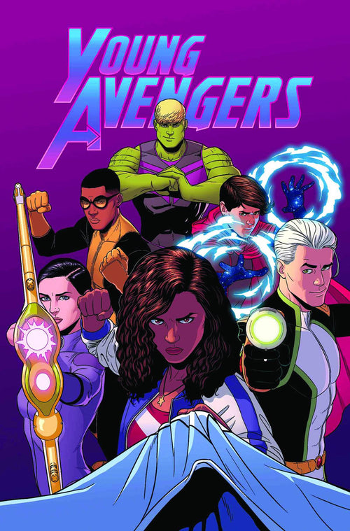 YOUNG AVENGERS # 14
