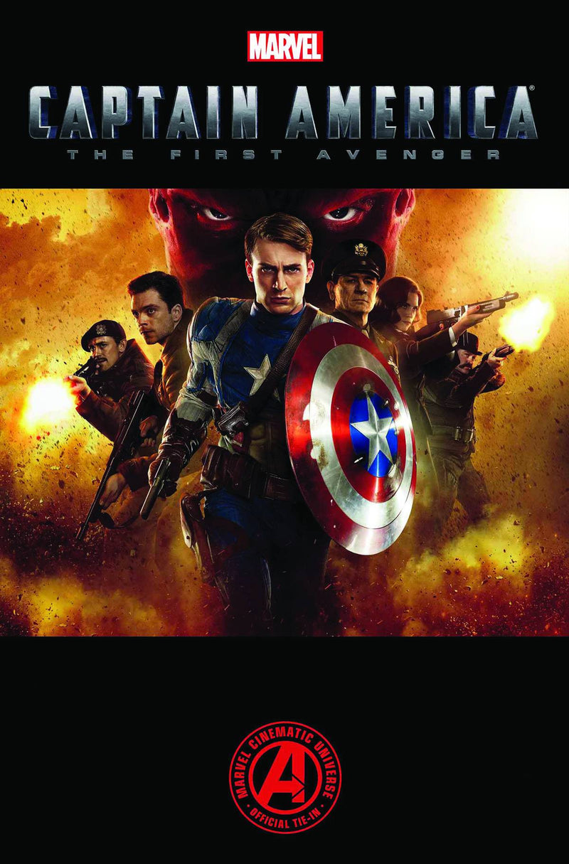 MARVEL'S CAPTAIN AMERICA: THE FIRST AVENGER 2 (OF 2)