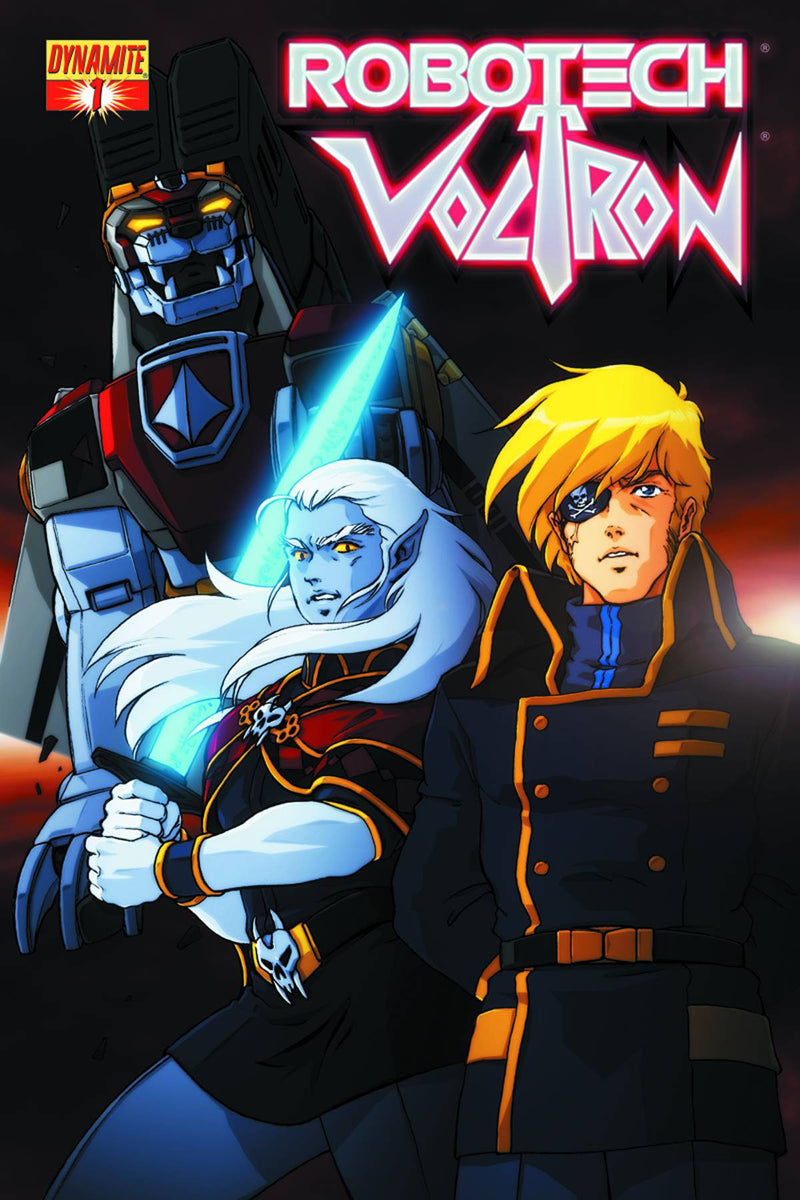 ROBOTECH/VOLTRON #1 (OF 5)