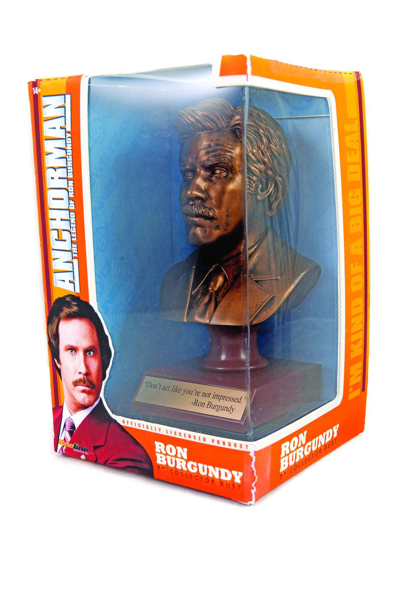 ANCHORMAN: RON BURGUNDY 7-INCH RESIN BUST