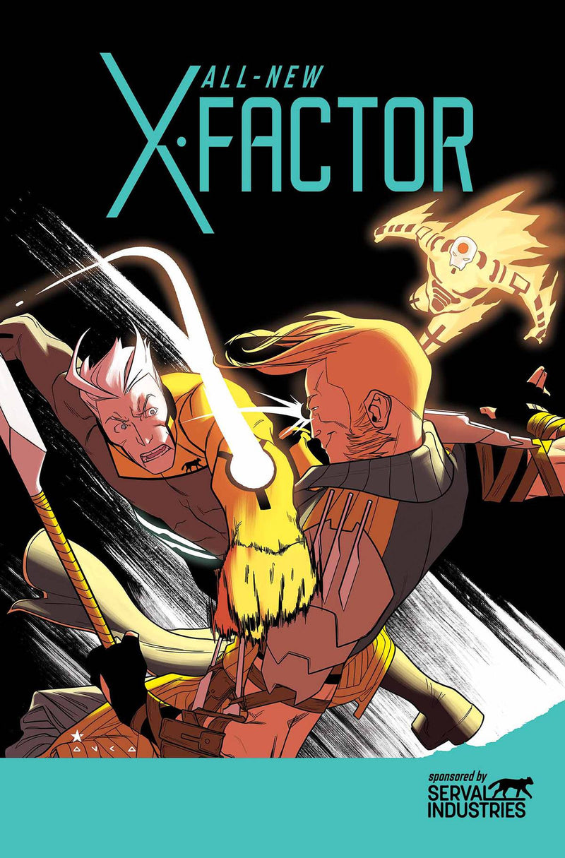 ALL-NEW X-FACTOR # 18