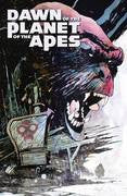 DAWN OF THE PLANET OF THE APES #2 (OF 6)