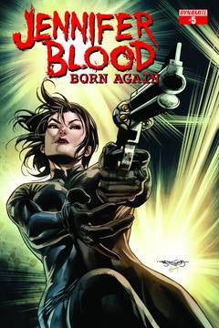 JENNIFER BLOOD: BORN AGAIN #5 (OF 5)