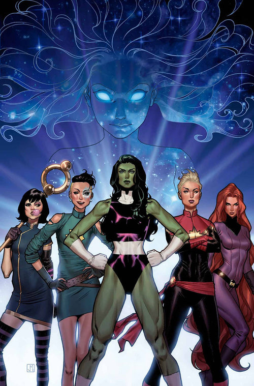 A-FORCE #1 (2016)