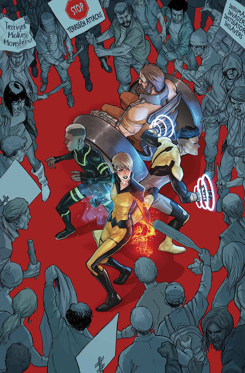 ALL-NEW INHUMANS # 2
