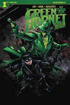 GREEN HORNET: REIGN OF THE DEMON #1 (of 4)
