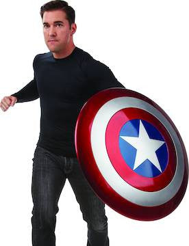 AVENGERS LEGENDS GEAR: CAPTAIN AMERICA SHIELD