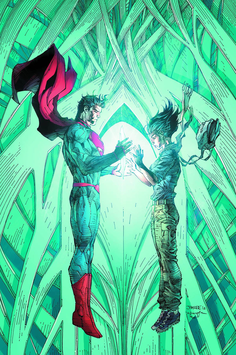 SUPERMAN UNCHAINED #5