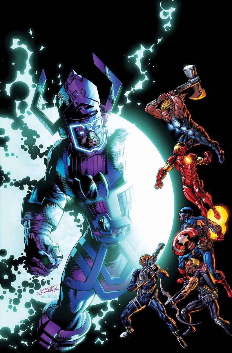 CATACLYSM: THE ULTIMATES LAST STAND #1 (of 5)