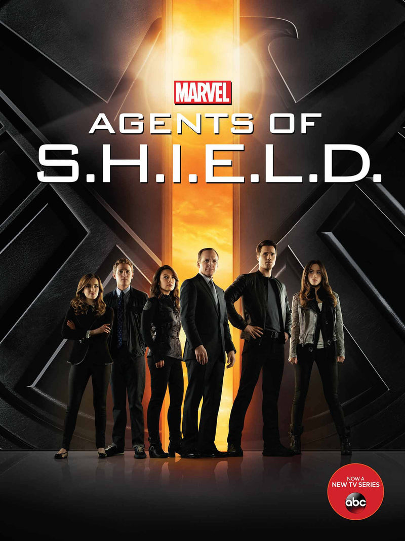 THE AGENTS OF S.H.I.E.L.D. #1